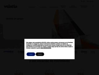 velatia.com screenshot