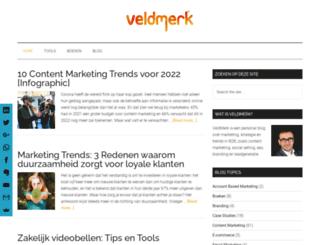 veldmerk.nl screenshot