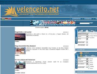 velenceito.net screenshot