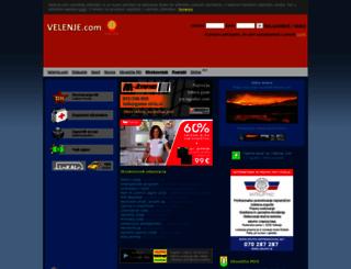 velenje.com screenshot