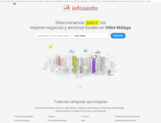 velez-malaga.infoisinfo.es screenshot