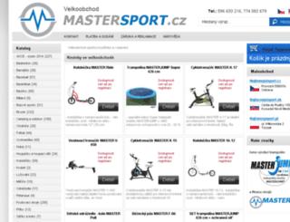 velkoobchod.nejlevnejsisport.cz screenshot
