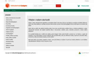 velkoobchodgadgets.cz screenshot
