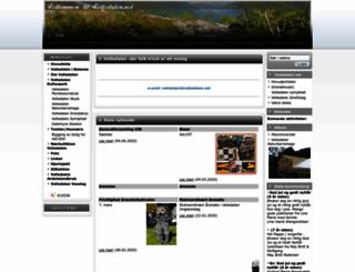 velledalen.net screenshot