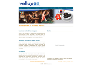 velluxsystems.com screenshot