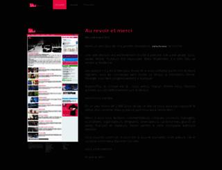 velochrono.fr screenshot