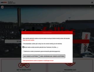 velofollies.be screenshot