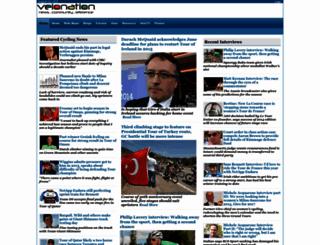 velonation.com screenshot