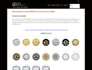 vemma-recognition.com screenshot