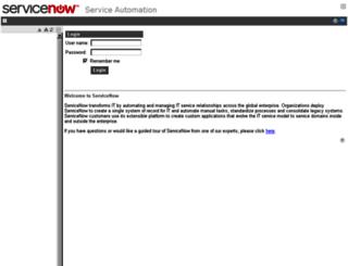 ven01015.service-now.com screenshot