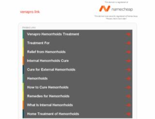 venapro.link screenshot