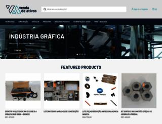 vendadeativos.com.br screenshot