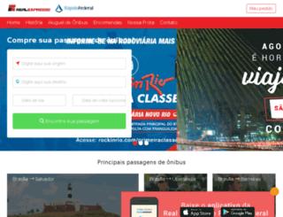 vendas.realexpresso.com.br screenshot