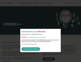 vendemore.com screenshot