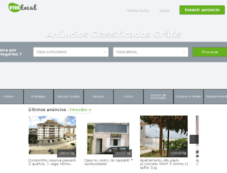 vender-produtos-beleza-saude.vivanuncios.com screenshot