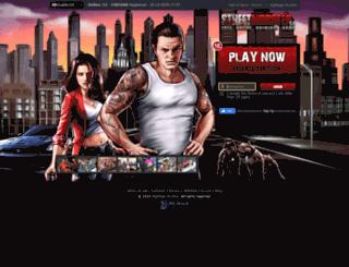 vendetta.streetmobster.com screenshot