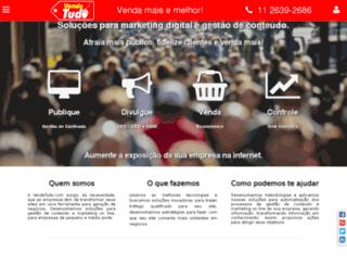 vendetudo.com.br screenshot
