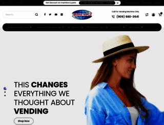 vendingworld.com screenshot
