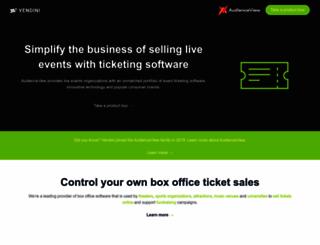 vendini.com screenshot