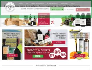 venditavinisiciliani.com screenshot