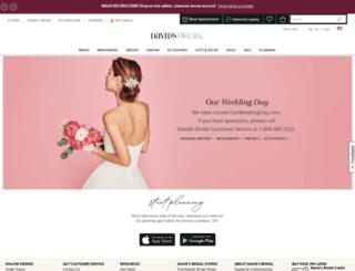 vendor.ourweddingday.com screenshot