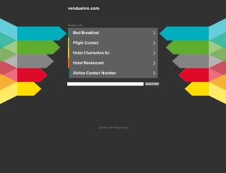 vendueinn.com screenshot