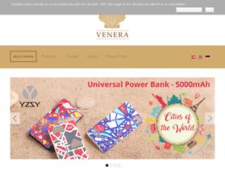 venera-enterprise.es screenshot