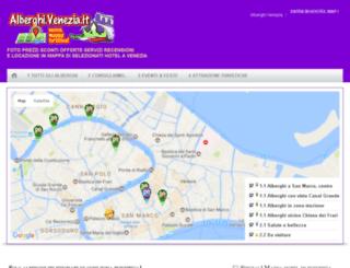 venezia-institute.com screenshot