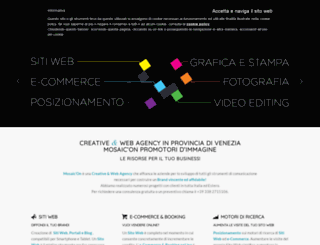 veneziasitiweb.it screenshot