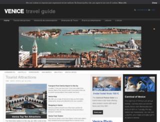 venice-travel-guide.com screenshot