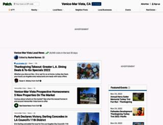 venice.patch.com screenshot