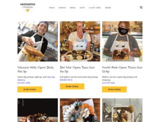 venissimo.com screenshot