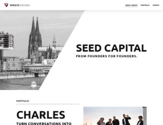 venista-ventures.com screenshot