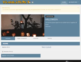 vennestedet.dk screenshot