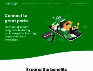 venngo.com screenshot