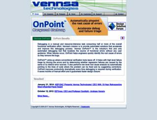 vennsa.com screenshot