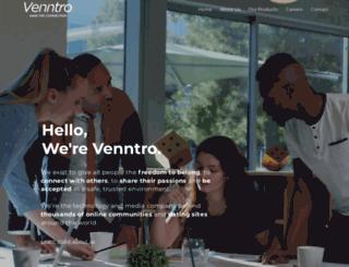 venntro.com screenshot