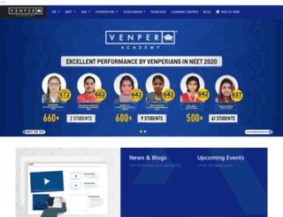 venperacademy.com screenshot