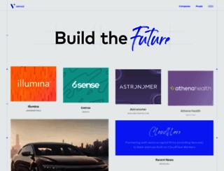 venrock.com screenshot