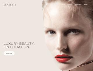 vensette.com screenshot