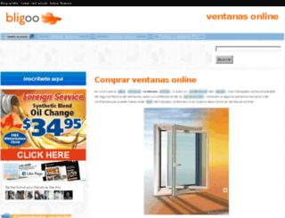 ventanasonline.bligoo.es screenshot