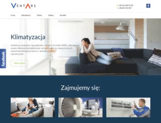 ventars.pl screenshot