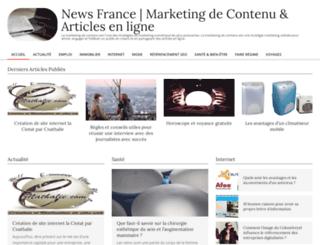ventes-materiel-professionnel.annonces-de-france.net screenshot