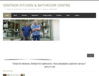 ventnorbathrooms.co.uk screenshot