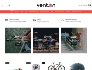 venton.com.ar screenshot