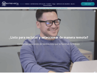 ventrevista.com screenshot
