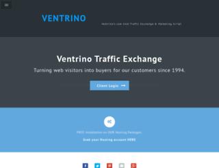 ventrino.com screenshot