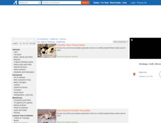 ventura-ca.americanlisted.com screenshot
