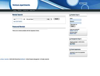 venturaapartments.managebuilding.com screenshot