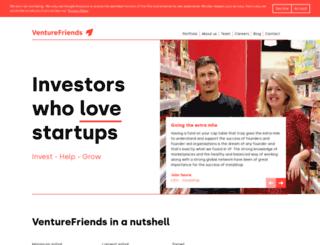 venturefriends.co screenshot